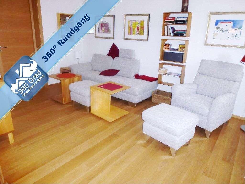 Zur Vermietung: Möblierte moderne 2-Zimmer-Wohnung in Fürth-Südstadt in