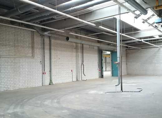 Lager-/Produktionshallen mit Büroflächen