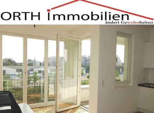 Hochwertige 2 Zimmer Wohnung mit EBK, Parkett und Balkon in Oberkassel - Heerdt - Conciergeservice