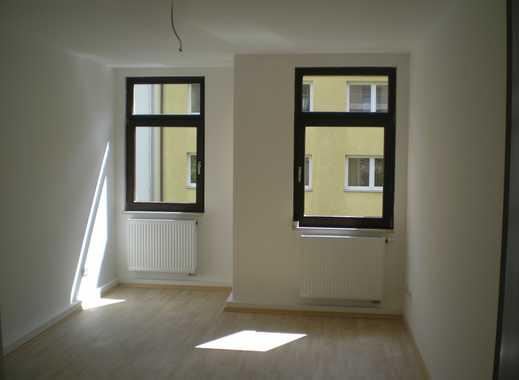 Ideal auch für WG: drei Zimmer, Küche, Bad und Toilette getrennt