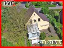 freistehendes attraktives Einfamilienhaus mit Kamin