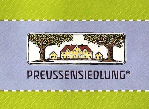 """""""Preussensiedlung"""": Komfortables Häuschen mit Terrasse und Privatgarten"""