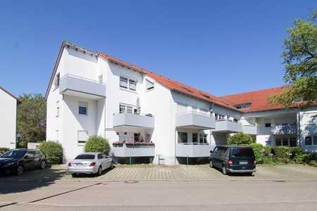 Reizvolle Wohnung mit sonnigem Süd-West-Balkon in Senden Ay in Senden (Neu-Ulm)