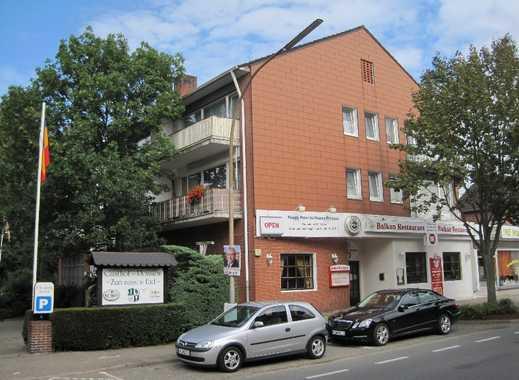 zentral gelegenes Ladenlokal mit Parkplätzen im Ortskern von Winsen courtagefrei zu vermieten