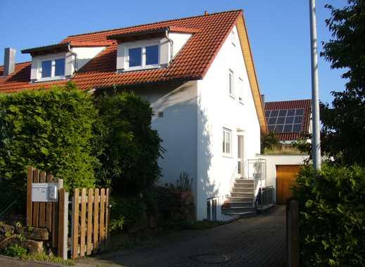 Großes EFH mit schönem sonnigem Garten und Garage in ruhiger Lage im TO von Weil im Schönbuch