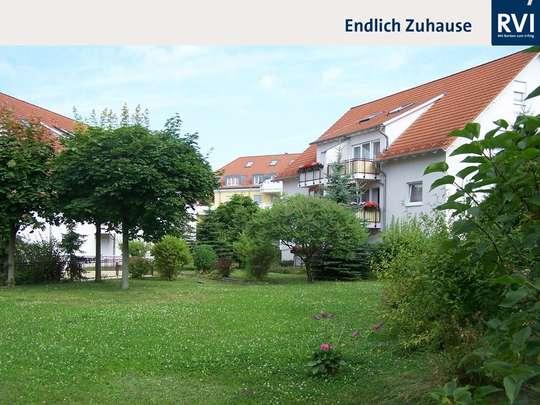 2 Zimmer Wohnung, 1 OG, Dresden Weißig, hell & freundlich, *Direkt vom Vermieter*