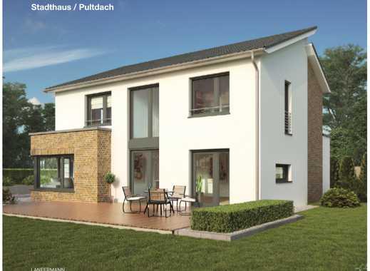 Planen Sie mit uns Ihr Einfamilienhaus auf großzügigem Grundstück!