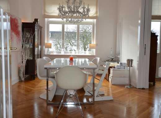 Nachmieter gesucht: stilvolle 4,5-Zimmer-Wohnung in Eppendorf   Hoheluft-Ost, Hamburg   Garage mögl.