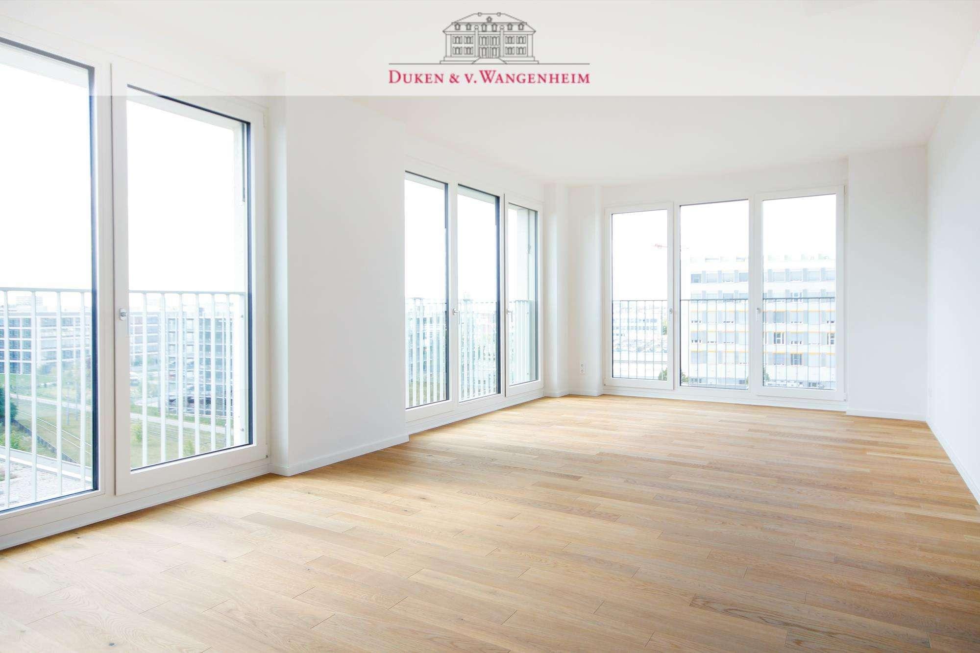 Erstbezug 4-Zimmer Wohnung. Mit eigener Dachterrasse. in Schwabing (München)