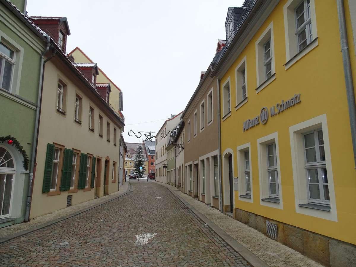 Oederaner Innenstadt