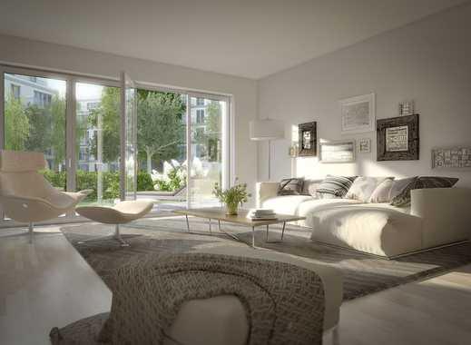 Perfekt auf Ihre Wünsche angepasst! 4-Zimmer-Wohnung mit ca. 12 m² Balkon