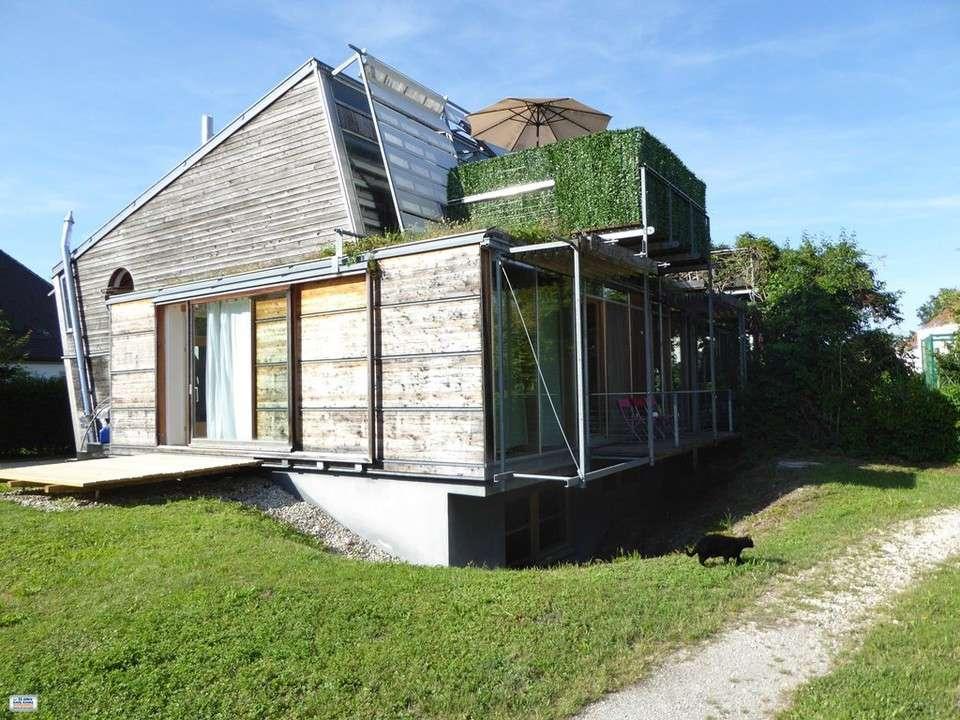 KAINZ-IMMO.DE - 3,5-Zimmer-Wohnung in ökologischem Architektenhaus