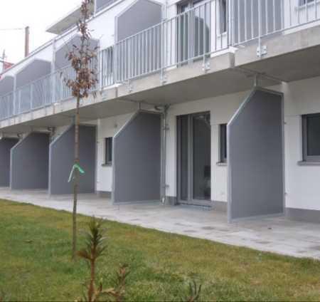 Exklusive, neuwertige und möbilierte 1-Zimmer-Wohnung mit Terrasse und Bodenheizung in Ingolstadt in Nordost (Ingolstadt)