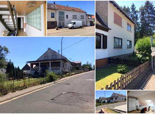 KAPITALANLAGE - Drei-Familienhaus mit schönem Grundstück und Gestaltungspotenzial