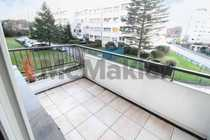 Bezugsfreie 4-Zi -Wohnung mit Balkon