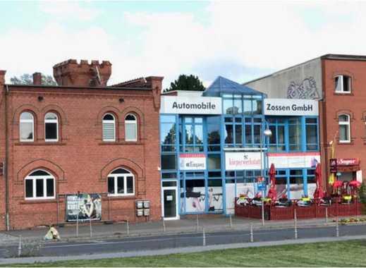 Flächen für Büro, Praxis, sonstiges Gewerbe direkt am Bahnhof Zossen