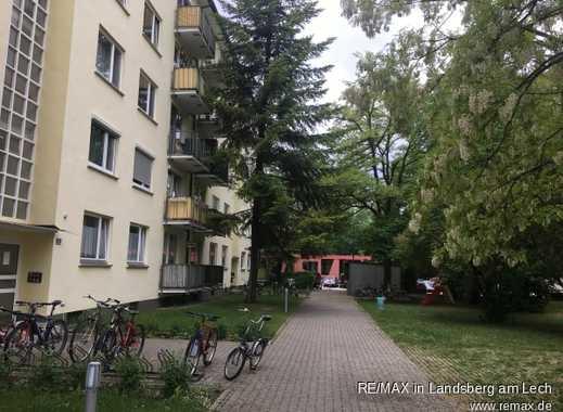 Modernisierte, helle Wohnung in parkartigem Umfeld in Garching