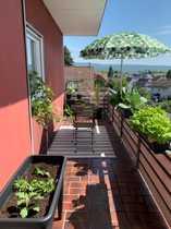 Helle 2ZKB mit großem Balkon