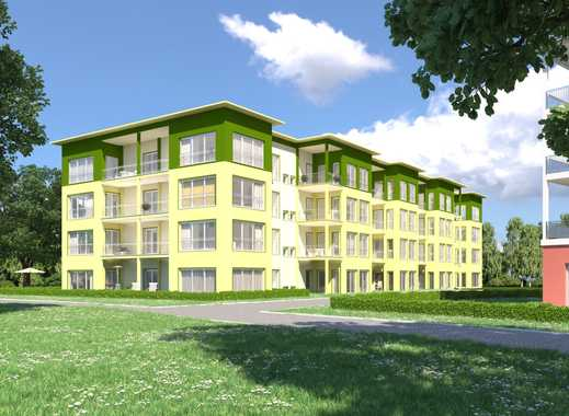 Raus ins Grüne! 2 Zimmer Super-Luxus-Wohnung mit Seeblick in absolut toller Lage Nr.210