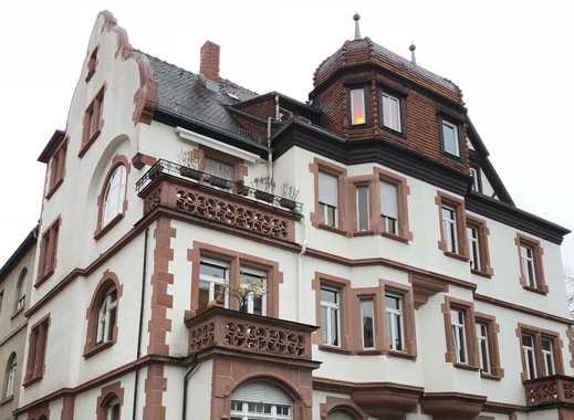 Neuenheim Bestlage 4 Zi saniert mit Terrasse