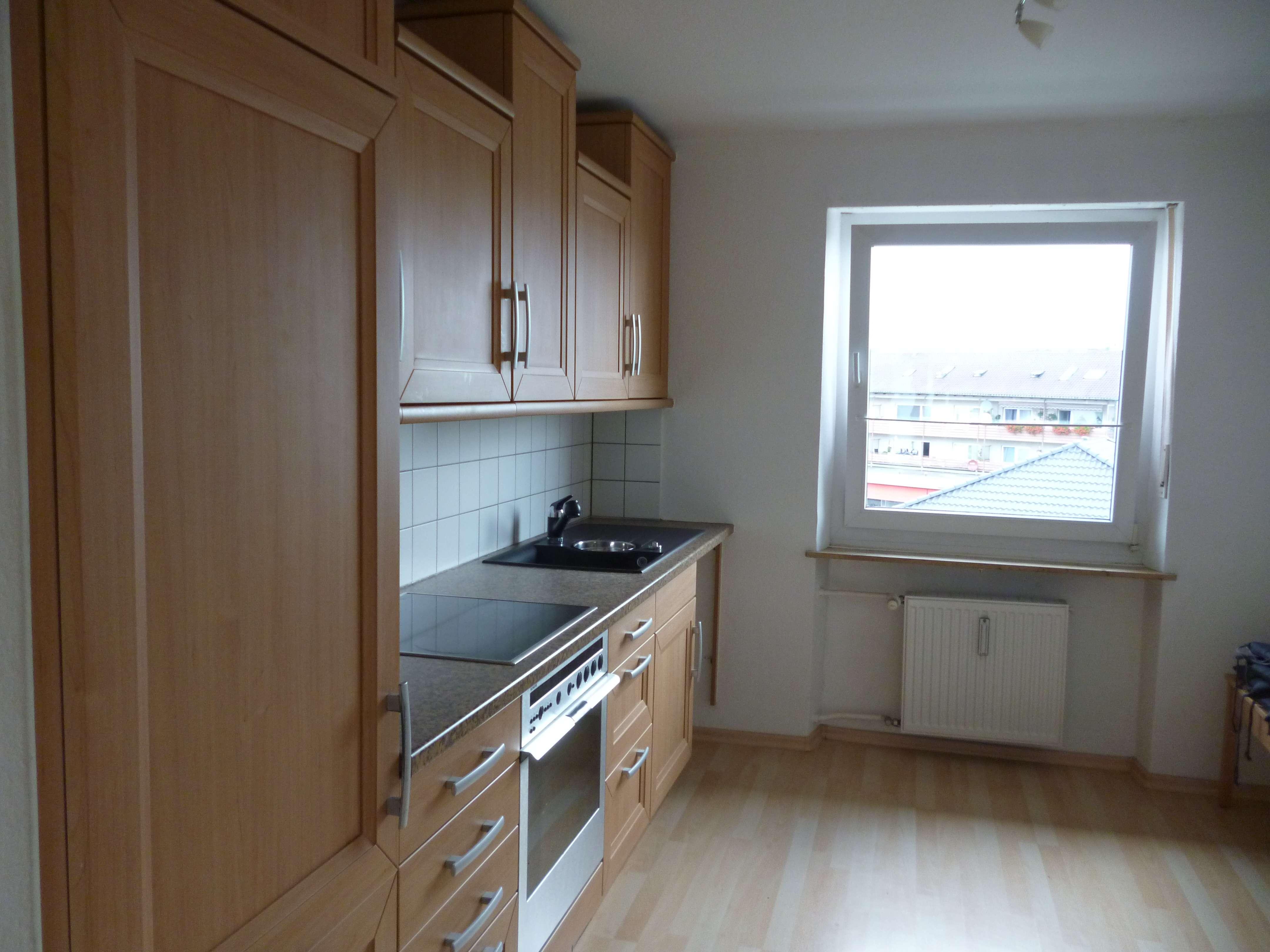 Schöne sonnige 3 Zimmer Wohnung in grüner Umgebung in Veitsbronn