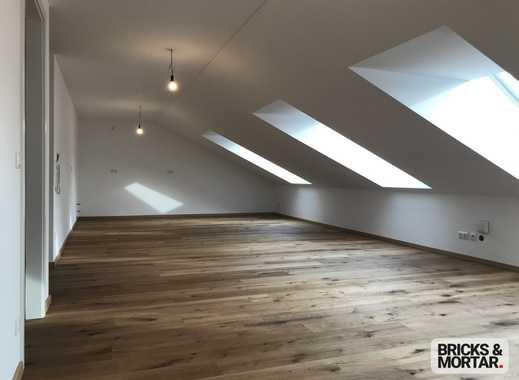 +++ Kernsanierte 2-Zimmer Dachgeschosswohnung in Freising zu vermieten +++
