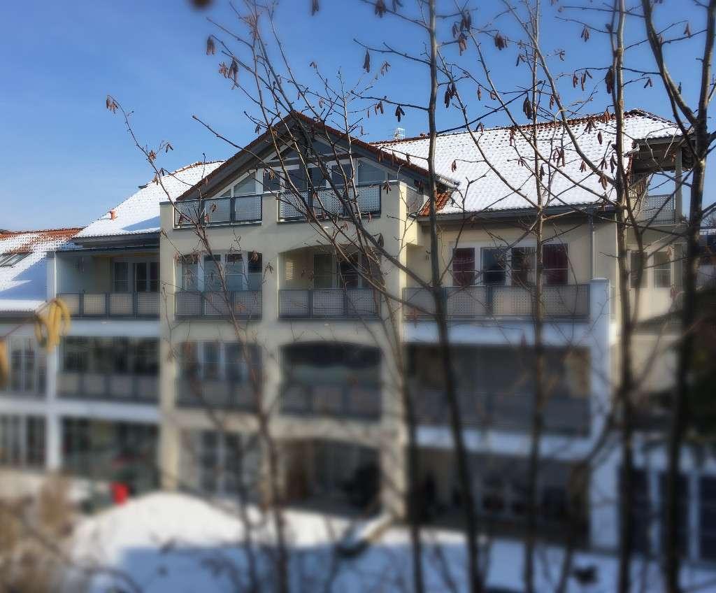Attraktive Penthousewohnung in zentraler Lage von Bad Tölz. in