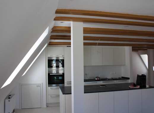 3 Zimmer Mai-so-nette Wohnung über den Dächern Landshut´s