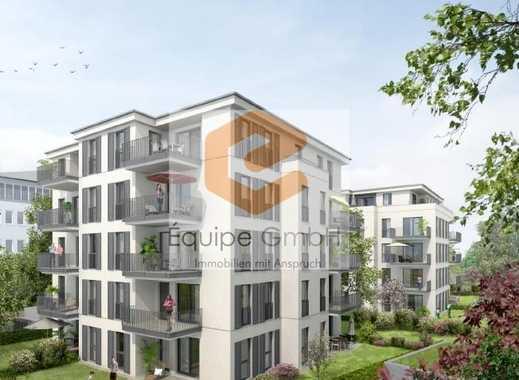 ~ Erstbezug mit Highlights - ca. 8 qm Terrasse & ca. 50 m² eigener Garten! ~