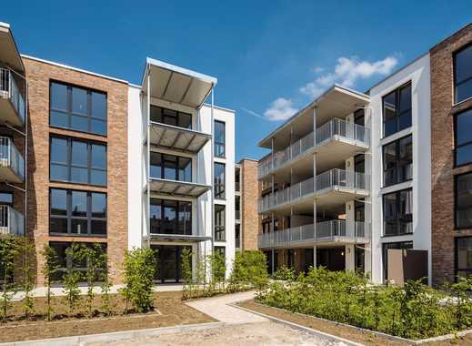 Wohnen im Park - Neubau im Grünen (2,5 Zi, Terrasse, Garten)