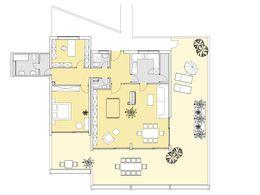 Glockenstrasse 24 Penthouse