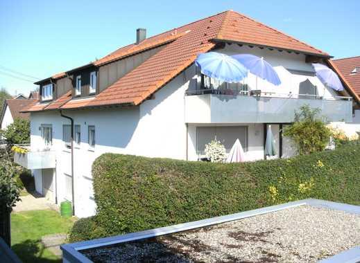gemütliche 1-Zi-DG-Whg. mit Balkon in ruhiger Wohnlage in Dobel ( provisionsfrei)