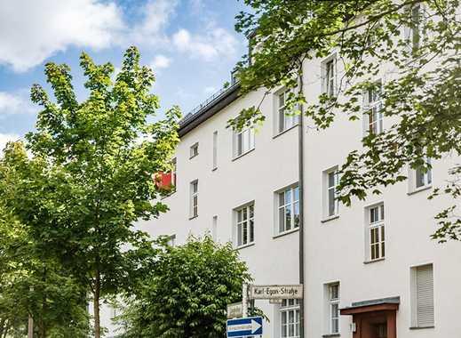 Vermietet & provisionsfrei: 2-Zimmer-Wohnung im grünen Karlshorst