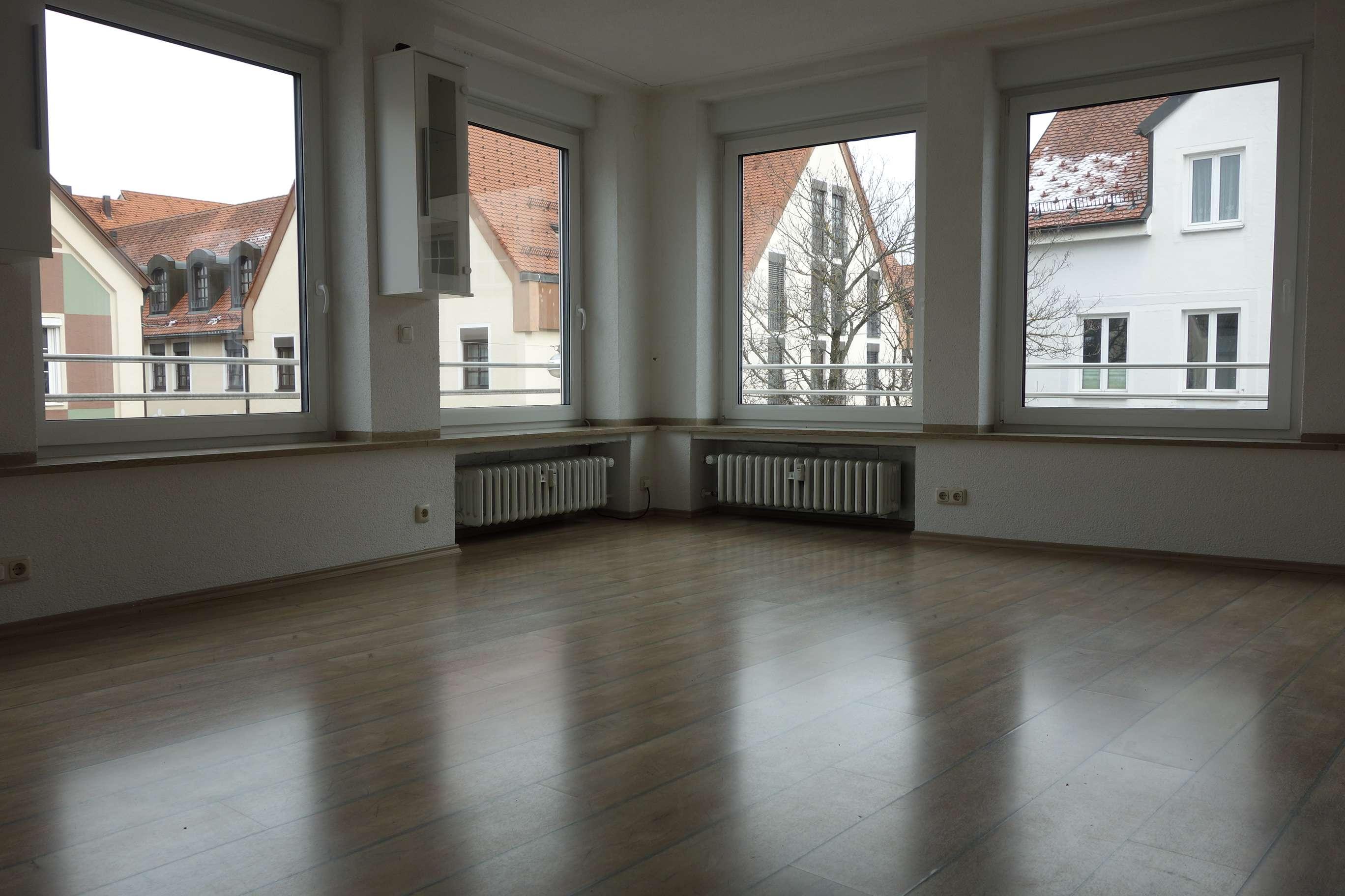 Helle 2-Zimmer Wohnung in der Innenstadt in Kempten (Allgäu)-Innenstadt
