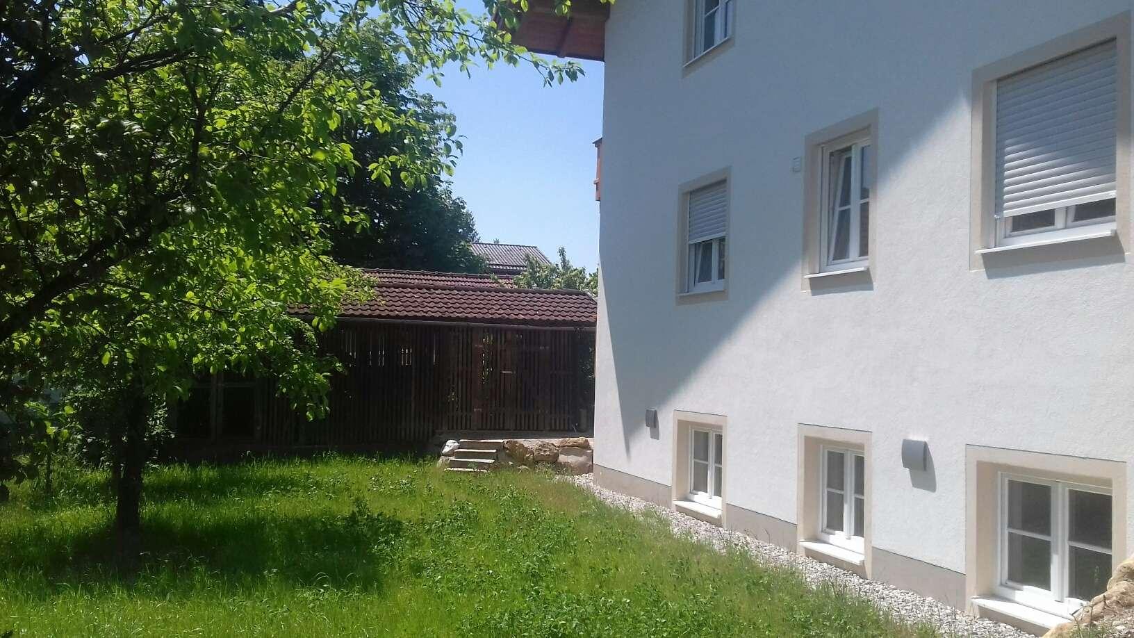 4-Zimmerwohnung in ruhiger Lage mit Südterrasse/Neubau in Murnau am Staffelsee