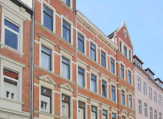 Oststadt nähe Eilenriede: 3-Zimmer-Eigentumswohnung in wunderschönem Altbau in Toplage von Hannover.