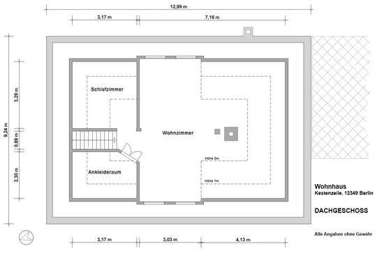 Sonnengrundstück mit 149m² EFH in Berlin-Buckow - Bild 30