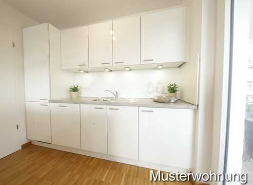 Hochwertige Erdgeschosswohnung mit Loggia - 4 Zi, 119 qm, EBK zum Erstbezug