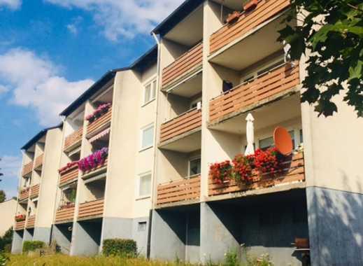 Komfortable 2 Zimmerwohnung in Kirchheim zu vermieten