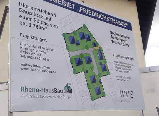 """NBG Mörstadt"""" an der Friedrichstraße"""" Grundstücke mit optimaler Verkehrsanbindung"""