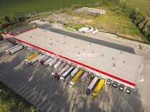 Neubau einer Cross-Dock Halle bei
