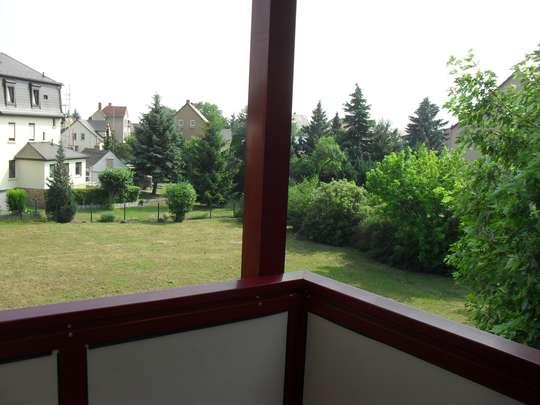 Super Ausblick - Balkonwohnung im 2. OG