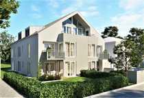 Neubau einer sehr hellen 2-Zimmer-Gartenwohnung
