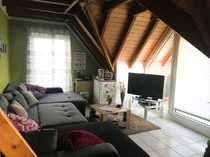 Schöne 2-Zimmer-Dachgeschosswohnung zur Miete in