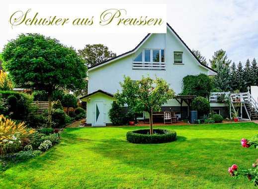 Schuster aus Preussen im Alleinauftrag - Panketal - famose Villa mit Einliegerwohnung, Terrasse, ...