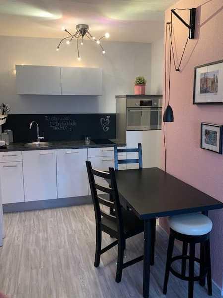 Komplett sanierte und modern möblierte 1-Zimmer-Wohnung in Haidhausen in Haidhausen (München)