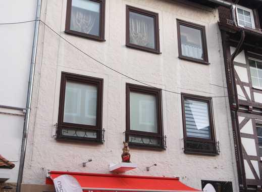 Wohn- und Geschäftshaus in zentraler Innenstadtlage von Bad Hersfeld zu verkaufen!