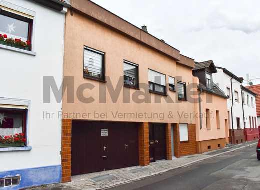 Kapitalanlage: Sicher vermietete 5-Zi.-Maisonette mit Terrasse und Garten in Mannheim-Neckarau