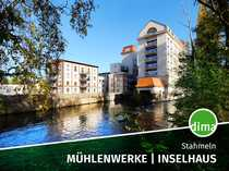 ERSTBEZUG Mühlenwerke Inselgebäude inkl EBK