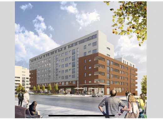 Stilvolle, neuwertige 3,5-Zimmer-Wohnung mit Balkon und EBK in Frankfurt am Main